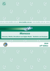 Morocco-Telecoms, Mobile, Broadband and Digital Media-Statistics and Analyses